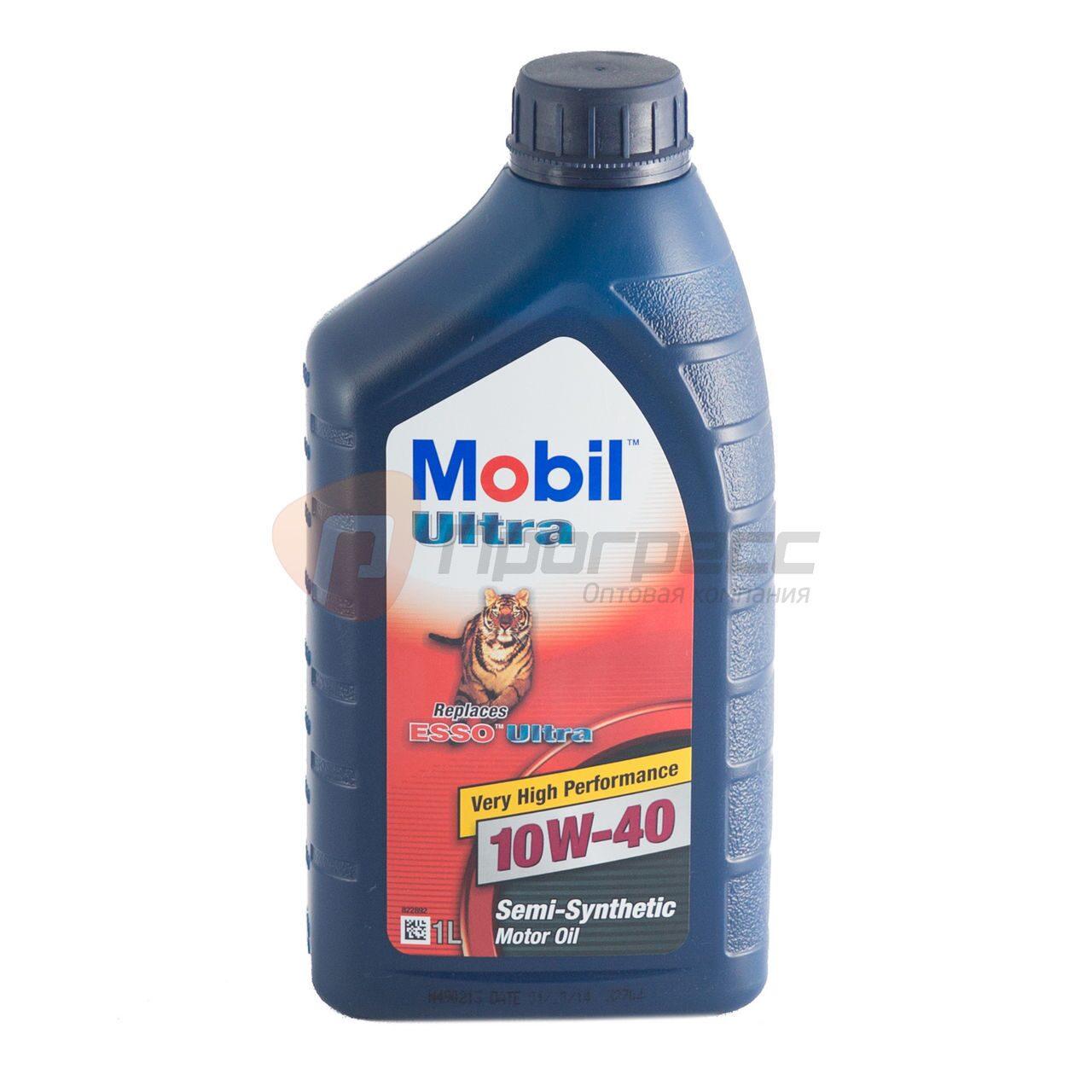 Масло Мобил 10В40 Цена