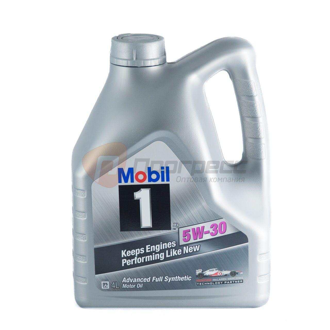 Масло Мобил 5 W 30