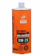 AUTOBACS ENGINE OIL FS 0W-20 SN/GF-5 1л