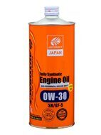AUTOBACS ENGINE OIL FS 0W-30 SN/GF-5 + PAO 1л