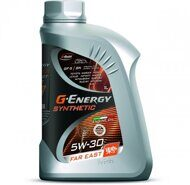 G-Energy Synthetic Far East 5W-30 1л